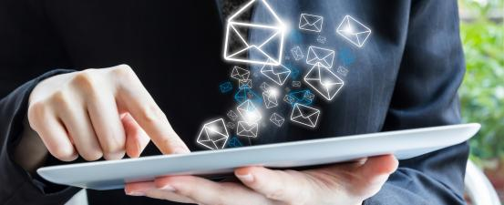 Viewing email