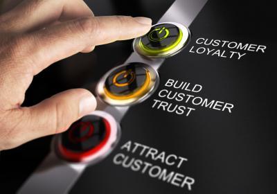 Retain customers